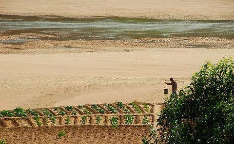 黄河:现代中国水资源问题