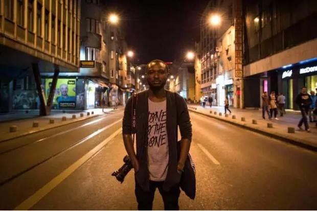从流浪汉到BBC摄影师 | 非洲肖像