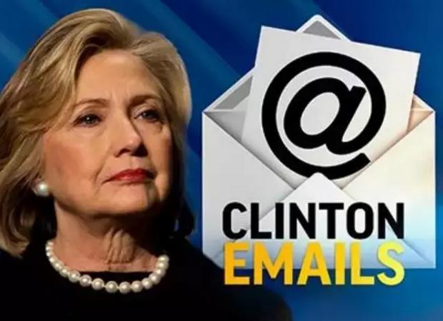 """""""邮件门"""":希拉里竞选路上的定时炸弹"""