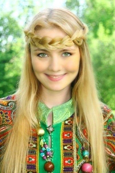 俄罗斯女人之美