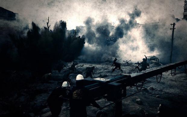 残酷的战争,残暴的人性