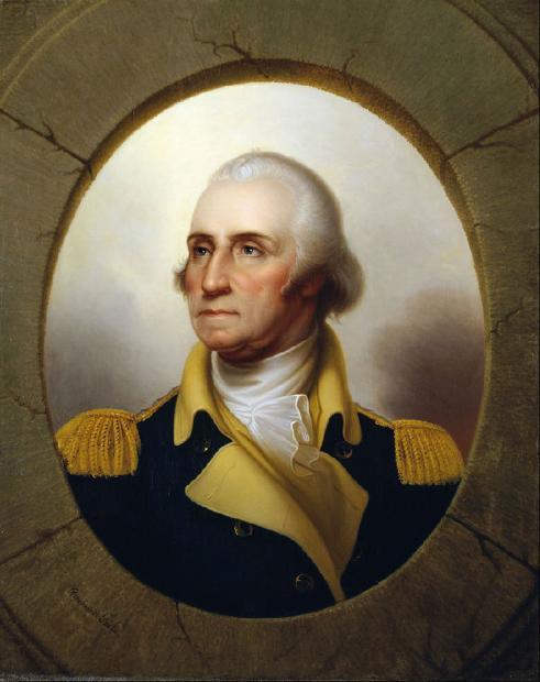 华盛顿拒绝当国王