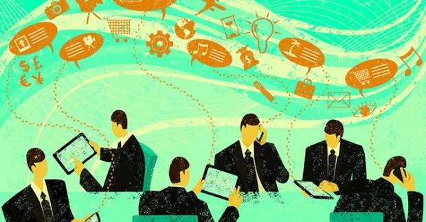 互联互通与全球增长之路