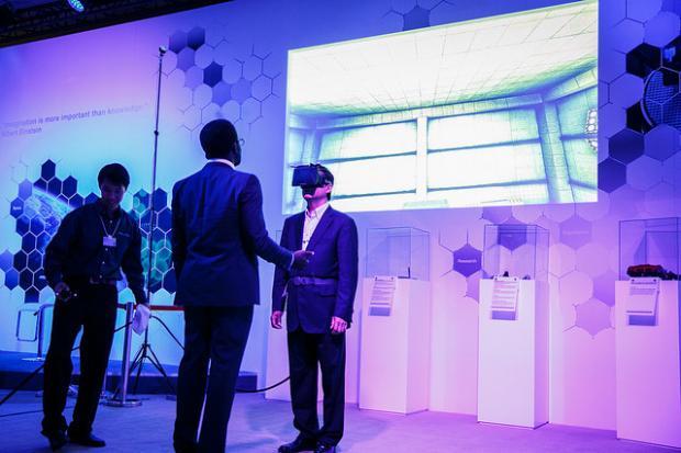 虚拟现实如何使世界变得更美好