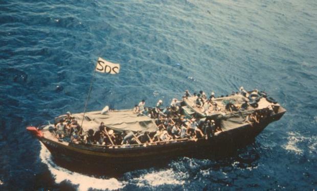 当年解决越南难民危机的国际合作精神,今天何在?
