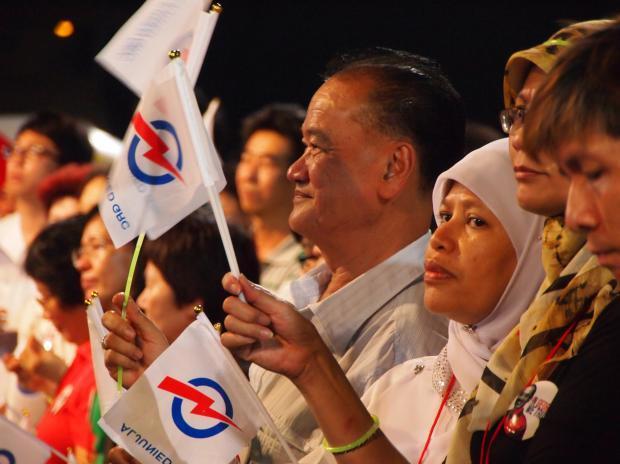 新加坡大选的89个席位,每一席都有一战