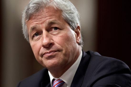 摩根大通首席执行官:美国国债或出现剧烈波动