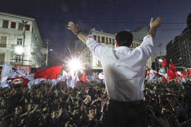 希腊左翼总理准确归来 | 欧疆雅典纪事