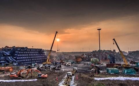 天津港污地修复将非常漫长