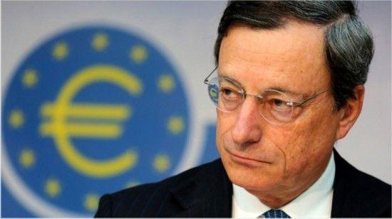 德拉吉为加码宽松降调 欧元大涨