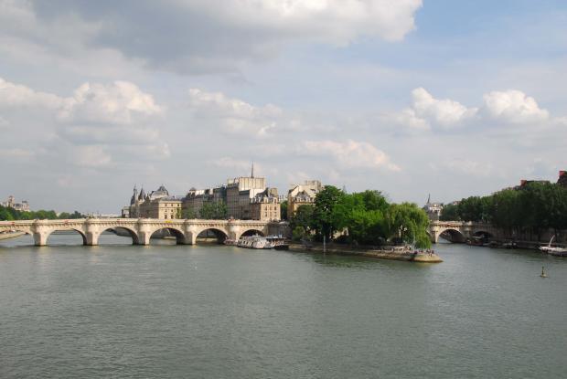 巴黎印象(3)•塞纳河的故事