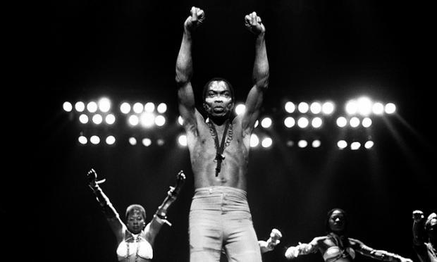 费拉·库蒂:建立了独立共和国的音乐战士 | 非洲肖像