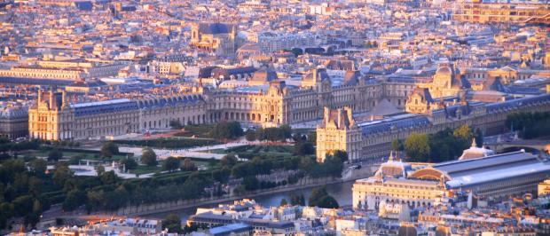 巴黎印象(4):卢浮宫的命运三部曲