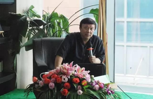 朱大可演讲:开放、吸纳、创造是华夏文化精神的伟大灵魂