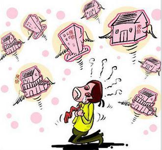 为什么房价风险深圳第一北京第二