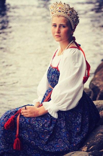 俄罗斯女人的精神性