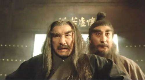 漫谈倚天之二:关于汝阳王府与三渡神僧的讨论