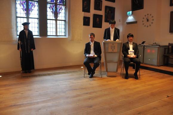 荷兰博士答辩制度和流程