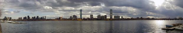 波士顿的回忆(1):查尔士河