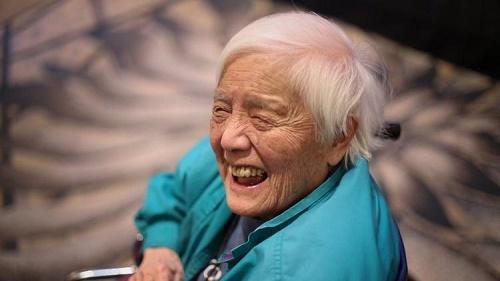 百岁华裔老人逝世,奥巴马发文悼念