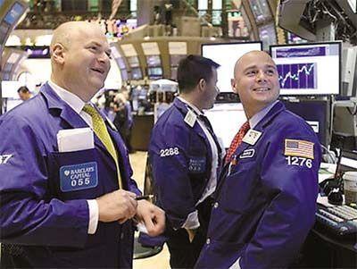 大宗商品反弹  全球股市录得2011年来最佳表现