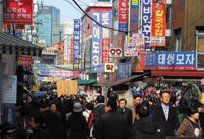 低迷数月  韩国经济出现复苏迹象