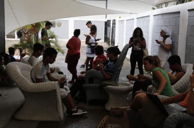 古巴:一个刚可以上Facebook和Twitter的国家