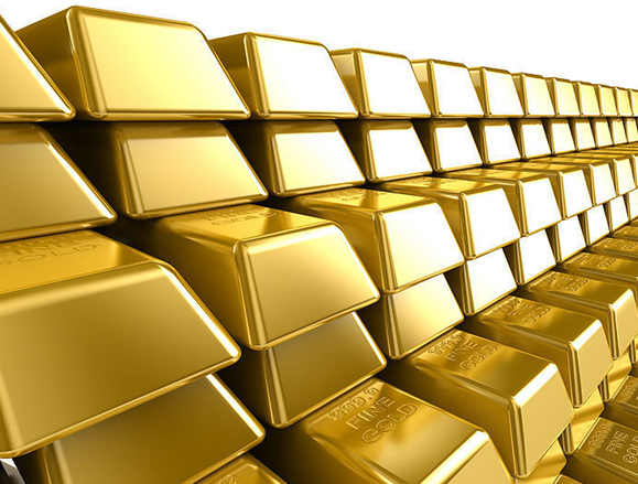一切麻烦都来自黄金