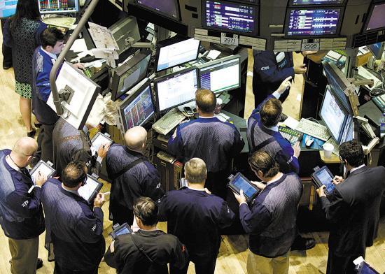 沃尔玛盈利前景堪忧  美股全线下挫