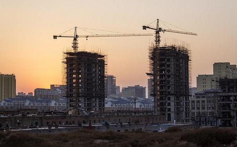 """中国正在规划更多""""鬼城"""""""