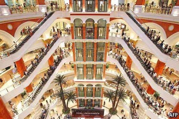 中国消费力量的崛起