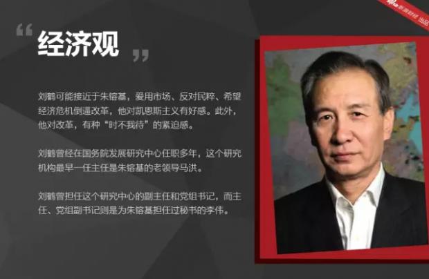今日开盘前   刘鹤:股市没问题