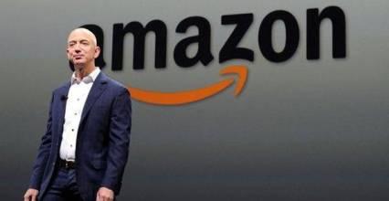 亚马逊股价飙升 贝佐斯成美第三大富豪