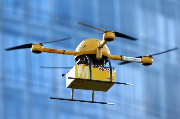 沃尔玛加入无人机物流大战