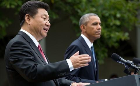 """一个""""卸下防御的""""中国可推动全球气候协议"""