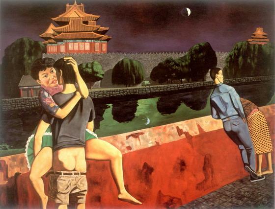 朱大可:上海外滩——情欲和威权的精神分裂