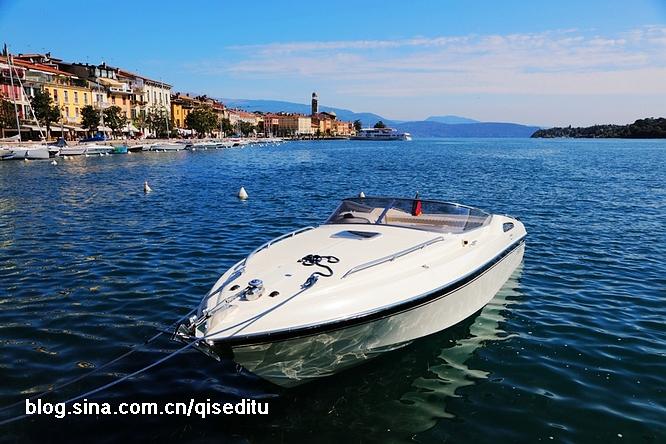 【意大利】加尔达湖,我想你是海