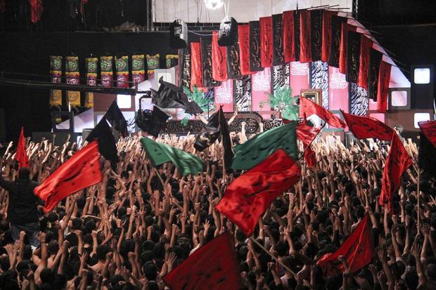 血祭——伊朗的阿舒拉节 | 伊朗行记