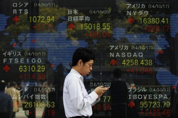耶伦讲话推升美元  亚洲大部分股市走低