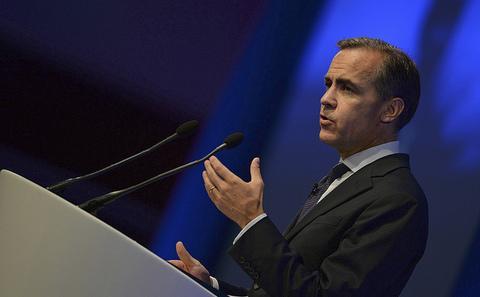 英国央行对气候变化金融风险发出警告