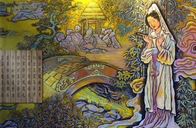唐代艺妓薛涛 为何独爱成都 | 九眼桥的传说