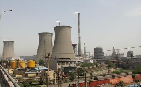 中国煤炭难题