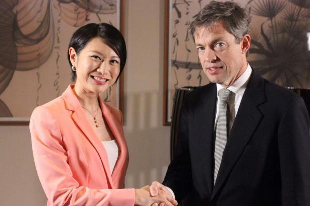 贝格鲁恩:中西交往需要尊重差异