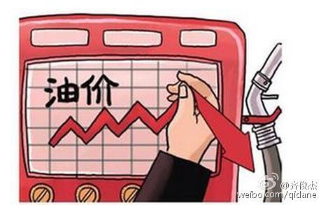 一箱油半箱税中国油价高不高?