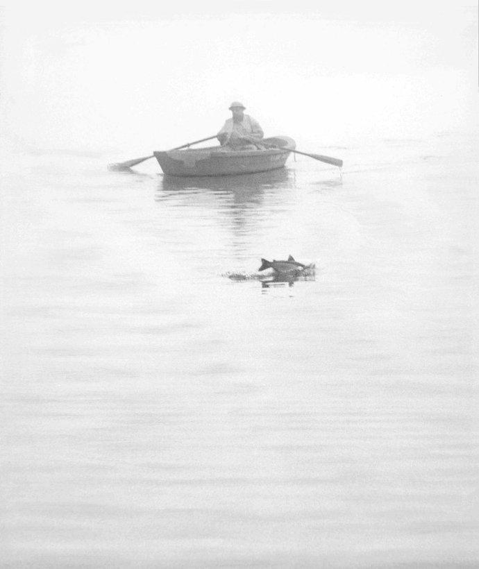 张五常摄影作品连载(第7期):沙龙的日子(之七)