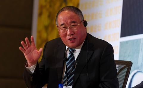 解振华谈气候谈判的分歧点和中国立场