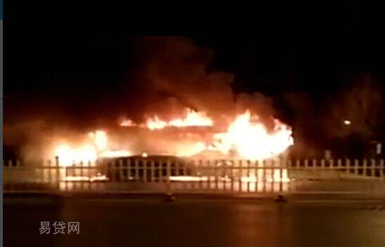银川纵火案:特色鲜明的非典型恐怖