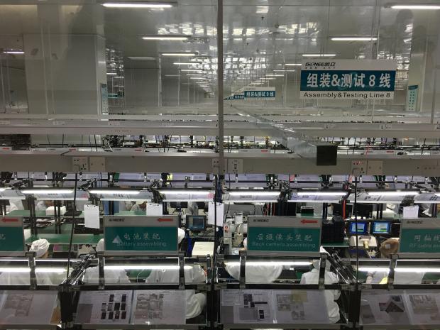 后智能机时代的竞争:重回工厂和渠道