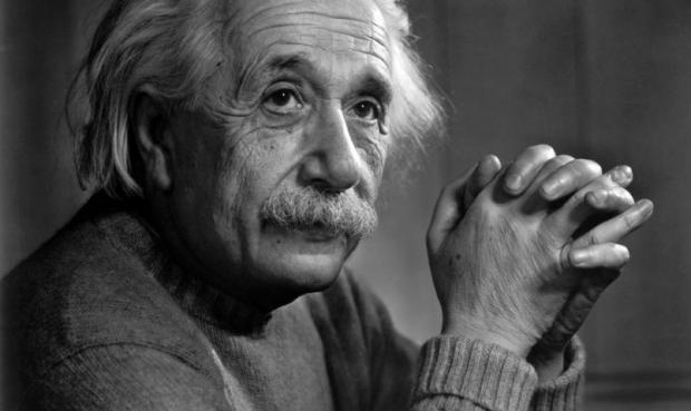 爱因斯坦的社会情怀
