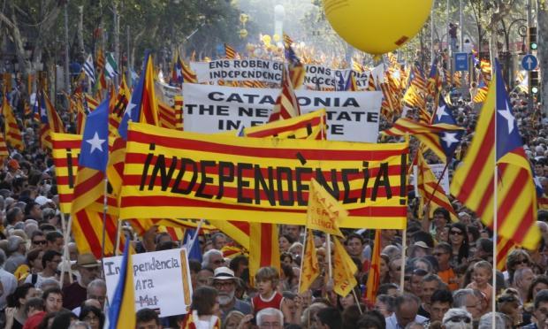 西班牙加泰罗尼亚独立:被马斯主席吹起的肥皂泡